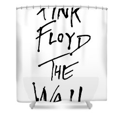 Pink Floyd No.01 Shower Curtain by Unknow