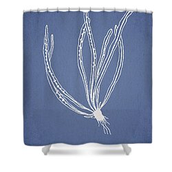 Polypodium Subevenosum Shower Curtain by Aged Pixel