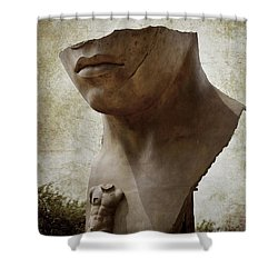 Porta Italica Shower Curtain by RicardMN Photography