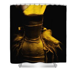 Possessed Shower Curtain by Lauren Leigh Hunter Fine Art Photography