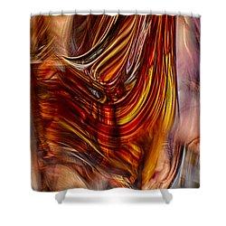 Profile Shower Curtain by Omaste Witkowski