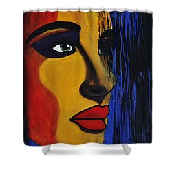 Reign Over Me 2 Shower Curtain by Michael Cross