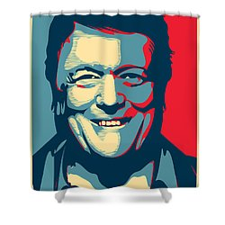 Rod Smallwood Shower Curtain by Unknow