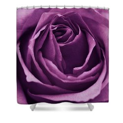 Romance IIi Shower Curtain by Angela Doelling AD DESIGN Photo and PhotoArt