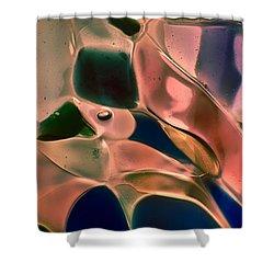Scream Shower Curtain by Omaste Witkowski