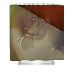 Screaming Shower Curtain by Omaste Witkowski
