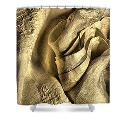 Seductive Shower Curtain by Lauren Leigh Hunter Fine Art Photography