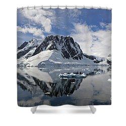 Serene Vista... Shower Curtain by Nina Stavlund