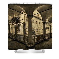 Set Me Free Shower Curtain by Evelina Kremsdorf