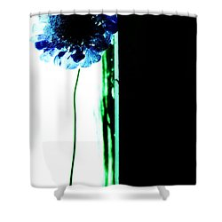 Simply  Shower Curtain by Jessica Shelton