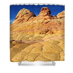 South Coyote Buttes 4 Shower Curtain by Bob Christopher