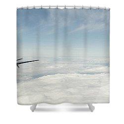 Spitfire Ace Shower Curtain by J Biggadike