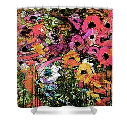 Spring Eternal Shower Curtain by Catherine Harms