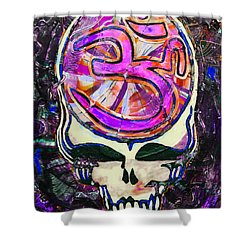 Steal Your Search For The Sound Two Shower Curtain by Kevin J Cooper Artwork