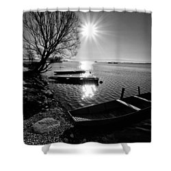 Sunny Day Shower Curtain by Davorin Mance