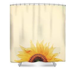 Sunrise Shower Curtain by Carrie Ann Grippo-Pike