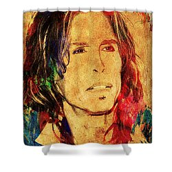 Sweet Emotion Shower Curtain by Gary Keesler