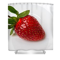 Take My Heart Shower Curtain by Alexander Senin