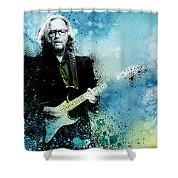 Tears In Heaven 3 Shower Curtain by Bekim Art