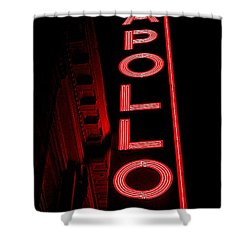 The Apollo Shower Curtain by Ed Weidman