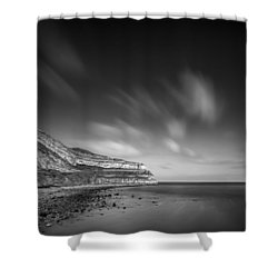 The Great Orme Shower Curtain by Dave Bowman