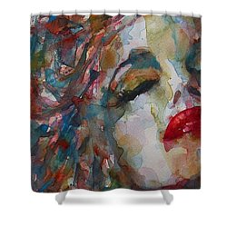 The Last Chapter Shower Curtain by Paul Lovering
