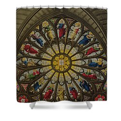 The North Window Shower Curtain by William Johnstone White