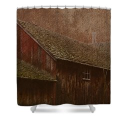 The Old Mill Shower Curtain by Photographic Arts And Design Studio