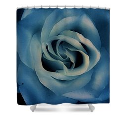 The Scent Of Your Soul Shower Curtain by Marija Djedovic