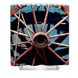 The Spare Shower Curtain by Joe Kozlowski