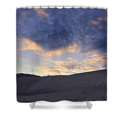 There Is Love Shower Curtain by Laurie Search
