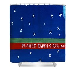 Times Change Shower Curtain by Patrick J Murphy