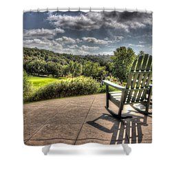 Together Shower Curtain by Heidi Smith