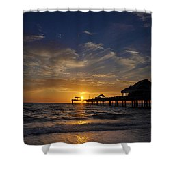 Vacation All I Ever Wanted Shower Curtain by Bill Cannon