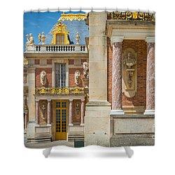 Versailles Splendor Shower Curtain by Inge Johnsson
