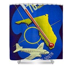 Vintage Florida Travel Poster Drawing By Jon Neidert