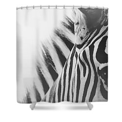 Visions Shower Curtain by Carrie Ann Grippo-Pike