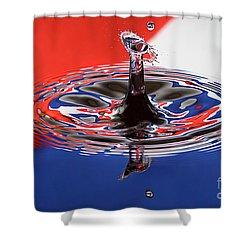 Viva Cuba Libre Shower Curtain by Susan Candelario