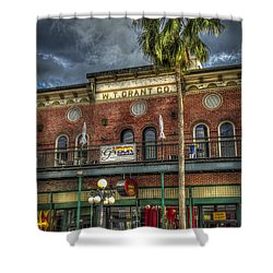 W. T. Grant Co. Shower Curtain by Marvin Spates