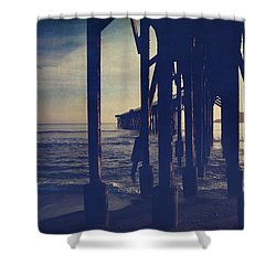When Anything Seems Possible Shower Curtain by Laurie Search