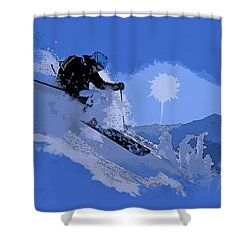 Whistler Art 005 Shower Curtain by Catf