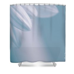 Whiteness 02 Shower Curtain by Aimelle