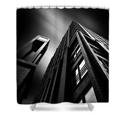 Wijnhaeve Shower Curtain by Dave Bowman