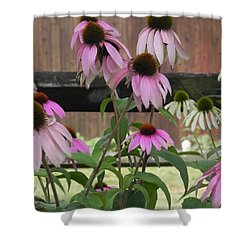 Wild For You Shower Curtain by Chrisann Ellis