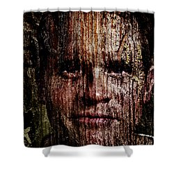 Woodland Kin Shower Curtain by Christopher Gaston