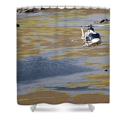 Work Of Art Shower Curtain by Paul Job