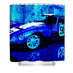World Champion Shower Curtain by Gary Grayson