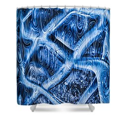 Woven Beauty Shower Curtain by Omaste Witkowski