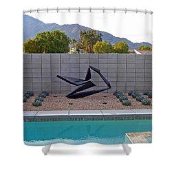 Ballet Shower Curtain by John Neumann
