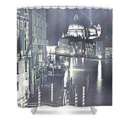 Canal Grande Shower Curtain by Joana Kruse